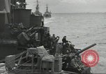 Image of Allied convoy English Channel, 1944, second 21 stock footage video 65675061301