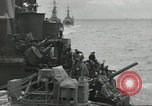 Image of Allied convoy English Channel, 1944, second 22 stock footage video 65675061301
