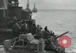 Image of Allied convoy English Channel, 1944, second 25 stock footage video 65675061301