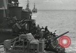 Image of Allied convoy English Channel, 1944, second 26 stock footage video 65675061301
