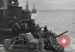 Image of Allied convoy English Channel, 1944, second 28 stock footage video 65675061301