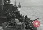 Image of Allied convoy English Channel, 1944, second 29 stock footage video 65675061301