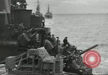 Image of Allied convoy English Channel, 1944, second 30 stock footage video 65675061301