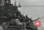 Image of Allied convoy English Channel, 1944, second 31 stock footage video 65675061301
