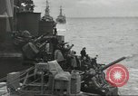 Image of Allied convoy English Channel, 1944, second 32 stock footage video 65675061301