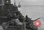 Image of Allied convoy English Channel, 1944, second 33 stock footage video 65675061301