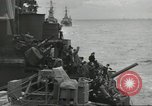 Image of Allied convoy English Channel, 1944, second 34 stock footage video 65675061301