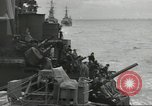 Image of Allied convoy English Channel, 1944, second 35 stock footage video 65675061301