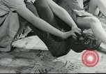 Image of poor farm family United States USA, 1940, second 29 stock footage video 65675061312