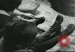 Image of poor farm family United States USA, 1940, second 46 stock footage video 65675061312