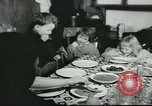 Image of poor farm family United States USA, 1940, second 54 stock footage video 65675061312