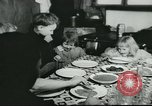 Image of poor farm family United States USA, 1940, second 55 stock footage video 65675061312
