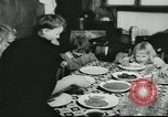 Image of poor farm family United States USA, 1940, second 57 stock footage video 65675061312