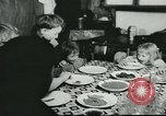 Image of poor farm family United States USA, 1940, second 58 stock footage video 65675061312