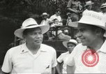 Image of Richard Nixon Corregidor Island Philippines, 1953, second 43 stock footage video 65675061313
