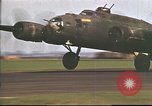 Image of 8th Air Force B-17 bombers United Kingdom, 1943, second 15 stock footage video 65675061352