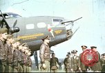 Image of 8th Air Force crew United Kingdom, 1943, second 1 stock footage video 65675061356