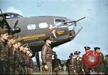 Image of 8th Air Force crew United Kingdom, 1943, second 2 stock footage video 65675061356
