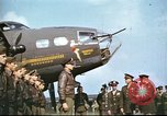 Image of 8th Air Force crew United Kingdom, 1943, second 4 stock footage video 65675061356