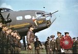 Image of 8th Air Force crew United Kingdom, 1943, second 6 stock footage video 65675061356