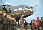 Image of 8th Air Force crew United Kingdom, 1943, second 7 stock footage video 65675061356