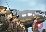 Image of 8th Air Force crew United Kingdom, 1943, second 11 stock footage video 65675061356