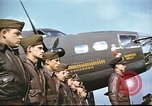 Image of 8th Air Force crew United Kingdom, 1943, second 12 stock footage video 65675061356