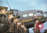 Image of 8th Air Force crew United Kingdom, 1943, second 13 stock footage video 65675061356