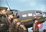 Image of 8th Air Force crew United Kingdom, 1943, second 14 stock footage video 65675061356