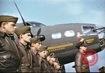 Image of 8th Air Force crew United Kingdom, 1943, second 15 stock footage video 65675061356