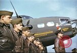 Image of 8th Air Force crew United Kingdom, 1943, second 16 stock footage video 65675061356
