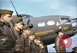 Image of 8th Air Force crew United Kingdom, 1943, second 17 stock footage video 65675061356