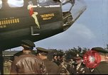 Image of 8th Air Force crew United Kingdom, 1943, second 22 stock footage video 65675061356