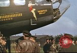 Image of 8th Air Force crew United Kingdom, 1943, second 23 stock footage video 65675061356