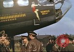 Image of 8th Air Force crew United Kingdom, 1943, second 24 stock footage video 65675061356