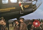 Image of 8th Air Force crew United Kingdom, 1943, second 25 stock footage video 65675061356