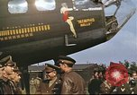 Image of 8th Air Force crew United Kingdom, 1943, second 27 stock footage video 65675061356