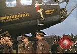 Image of 8th Air Force crew United Kingdom, 1943, second 28 stock footage video 65675061356