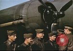Image of 8th Air Force crew United Kingdom, 1943, second 29 stock footage video 65675061356