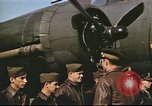 Image of 8th Air Force crew United Kingdom, 1943, second 30 stock footage video 65675061356