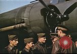 Image of 8th Air Force crew United Kingdom, 1943, second 31 stock footage video 65675061356