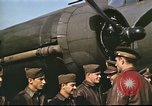 Image of 8th Air Force crew United Kingdom, 1943, second 32 stock footage video 65675061356