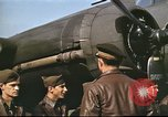 Image of 8th Air Force crew United Kingdom, 1943, second 33 stock footage video 65675061356