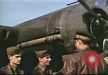 Image of 8th Air Force crew United Kingdom, 1943, second 34 stock footage video 65675061356