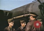 Image of 8th Air Force crew United Kingdom, 1943, second 35 stock footage video 65675061356
