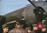 Image of 8th Air Force crew United Kingdom, 1943, second 42 stock footage video 65675061356