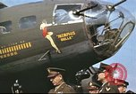Image of 8th Air Force crew United Kingdom, 1943, second 49 stock footage video 65675061356