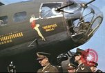 Image of 8th Air Force crew United Kingdom, 1943, second 50 stock footage video 65675061356