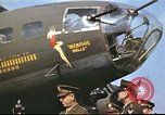 Image of 8th Air Force crew United Kingdom, 1943, second 51 stock footage video 65675061356