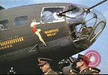 Image of 8th Air Force crew United Kingdom, 1943, second 52 stock footage video 65675061356